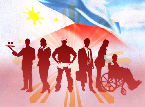 フィリピン人出稼ぎ労働者が日本を救う?