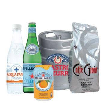 italian beverage and drinks