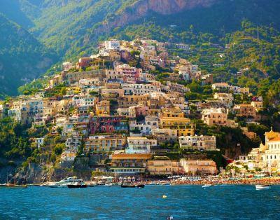 Amalfi Coast by boat from Sorrento Host 4