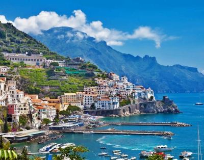 Amalfi Coast by boat from Sorrento Host 6