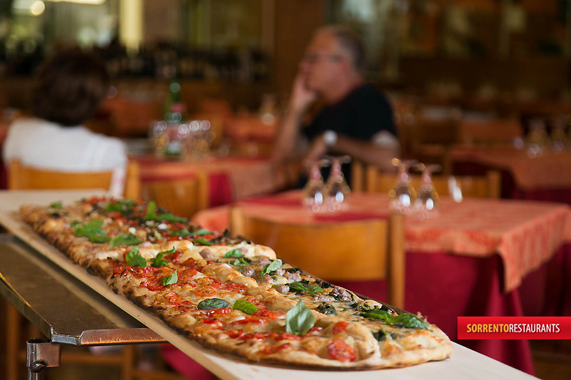 List of Pizzeria in Vico Equense