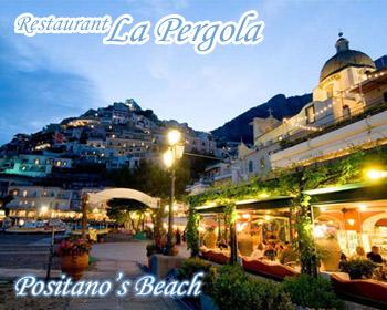 Restaurant and Bar La Pergola  Wedding in Sorrento Italy