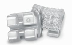bracket do aparelho de cerâmica