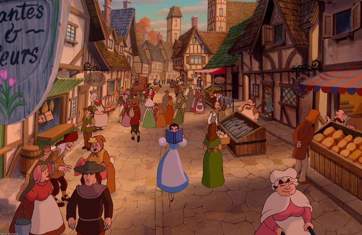 I luoghi reali che hanno ispirato i film Disney  TV