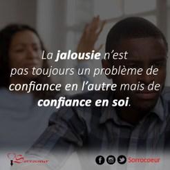 jalousie et confiance en soi