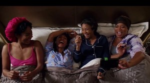 Screen grab from trailer for Girls Trip.