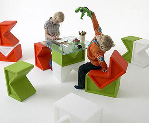 Mobiliario Multifuncional Infantil