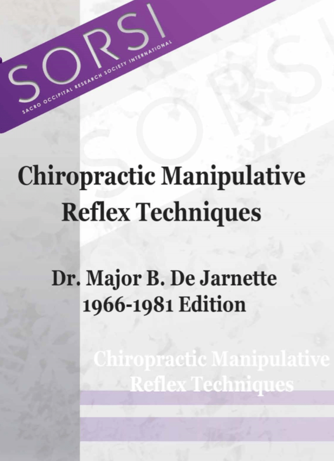 chiropractic manipulative reflex technique