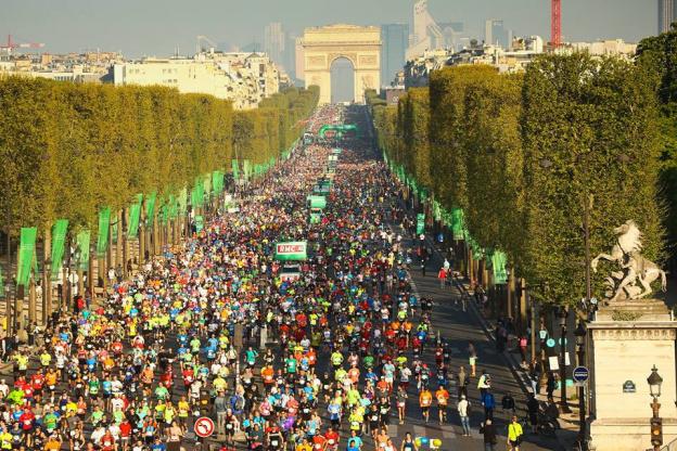 Marathon Of Paris 2019 Registrations