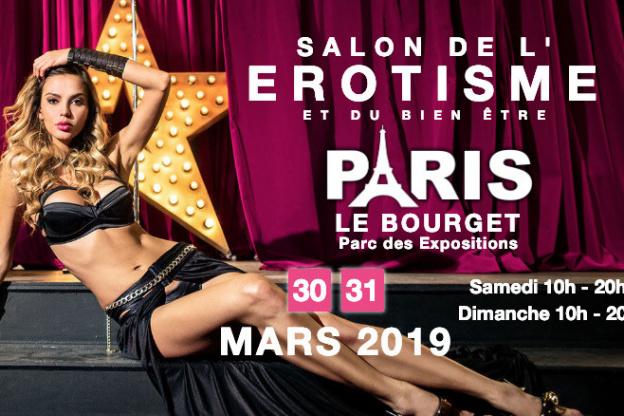 Salon de lrotisme 2019  Paris  Le Bourget  Sortirapariscom