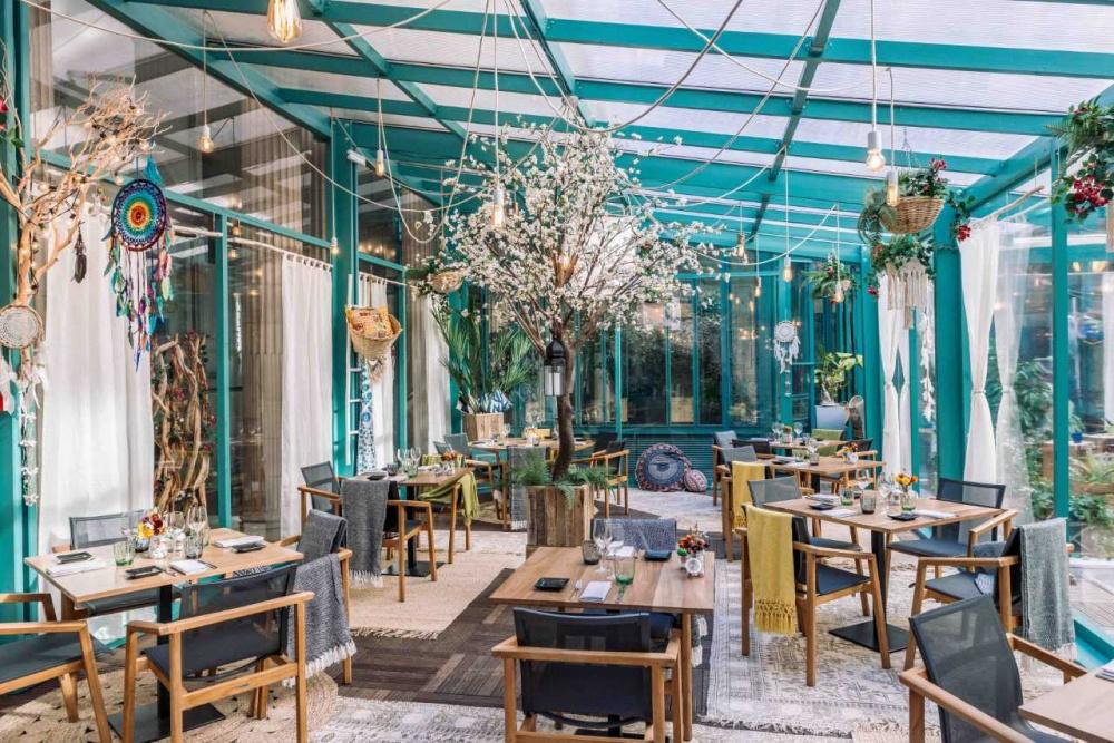 Le Jardin dHiver   le nouveau restaurant phmre de lHtel The Westin ParisVendme
