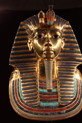 King Tut Treasures of the Golden Pharaoh at the Grande