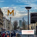 Metro de París visual
