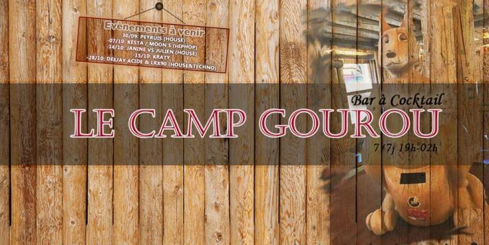 camp gourou