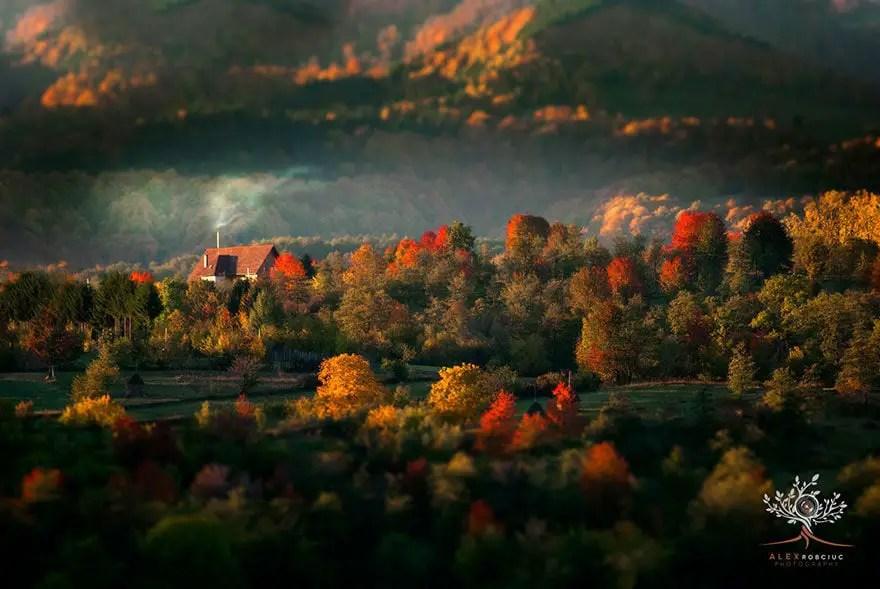 Fall Down Wallpaper Stunning Transylvania Scenery Photos By Alex Robciuc