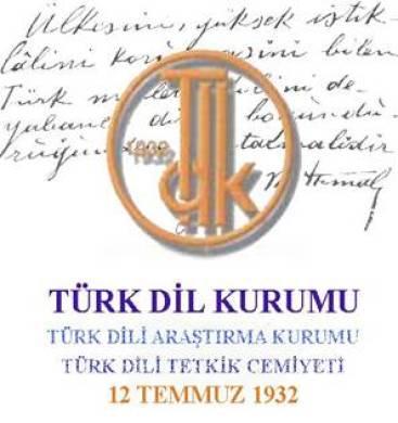 türk dil kurumunun açılması ile ilgili görsel sonucu