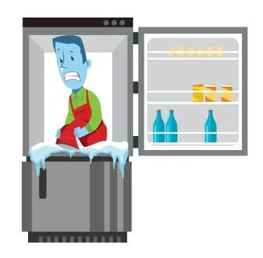 mon frigo ne fonctionne plus