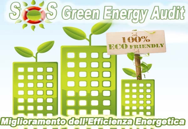 SOS Green Energy Audit