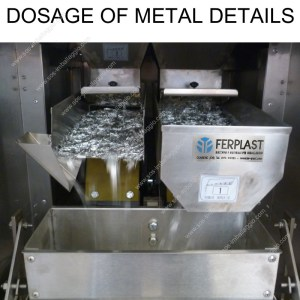 metal parts dosing