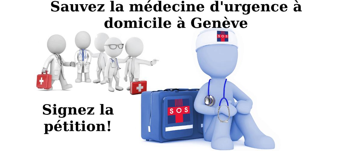 Pétition SOS Médecins