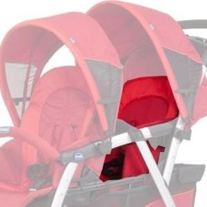 Hamac arrière Together rouge
