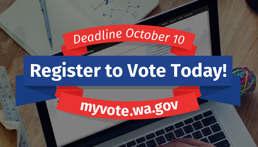 Register to Vote Today