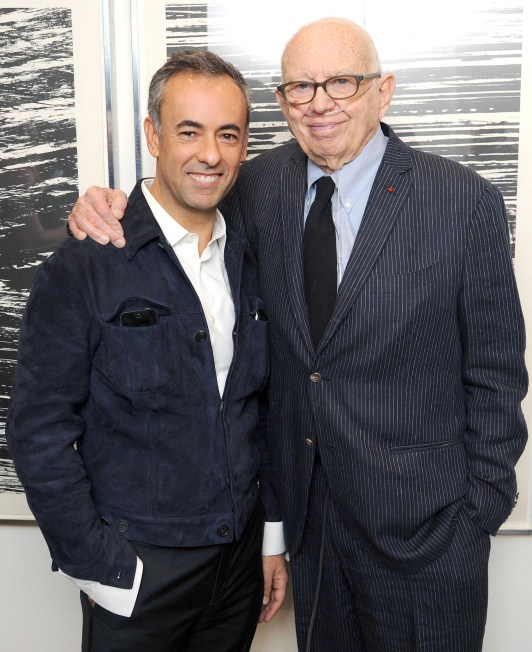 CALVIN KLEIN COLLECTION & HRC Host Special Event to Support AMERICANS FOR MARRIAGE EQUALITY CAMPAIGN
