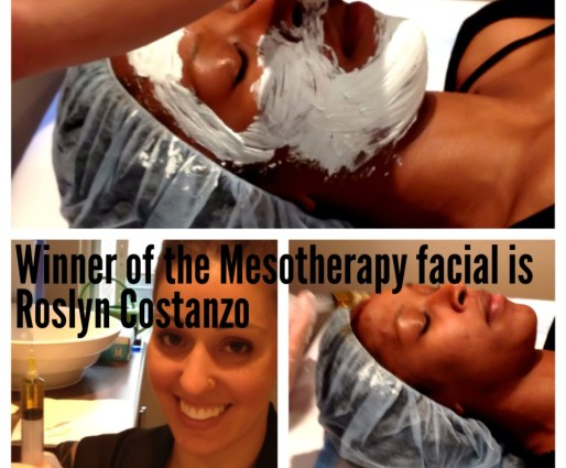 Mesotherapy Contest Winner