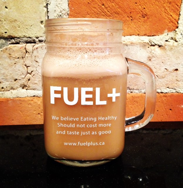 Fuel+ Spicy Ginger Chai