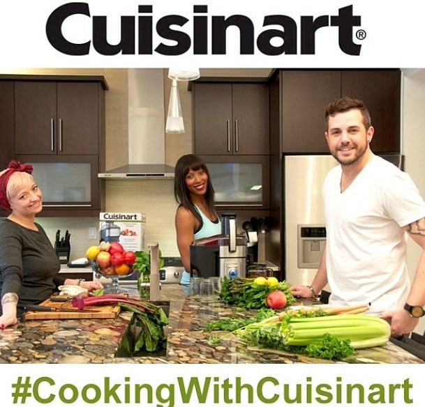 CookingWithCuisinart