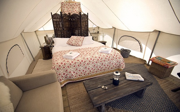 The Pop-Up Hotel