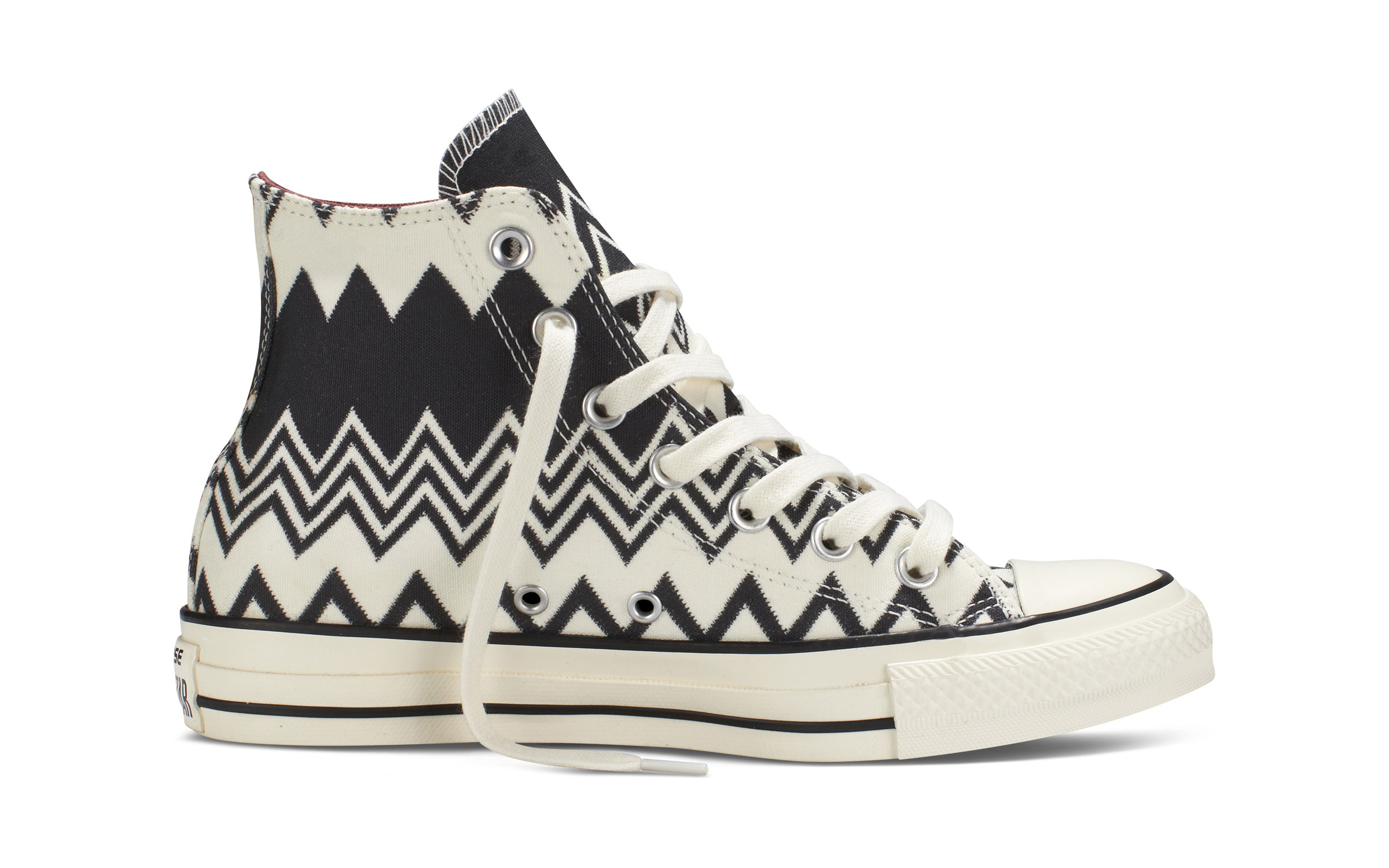 163343f640cc Converse x Missoni Chuck Taylor All-Star Fall 2014 Collection