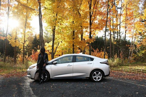 2016 Chevy Volt Advemture