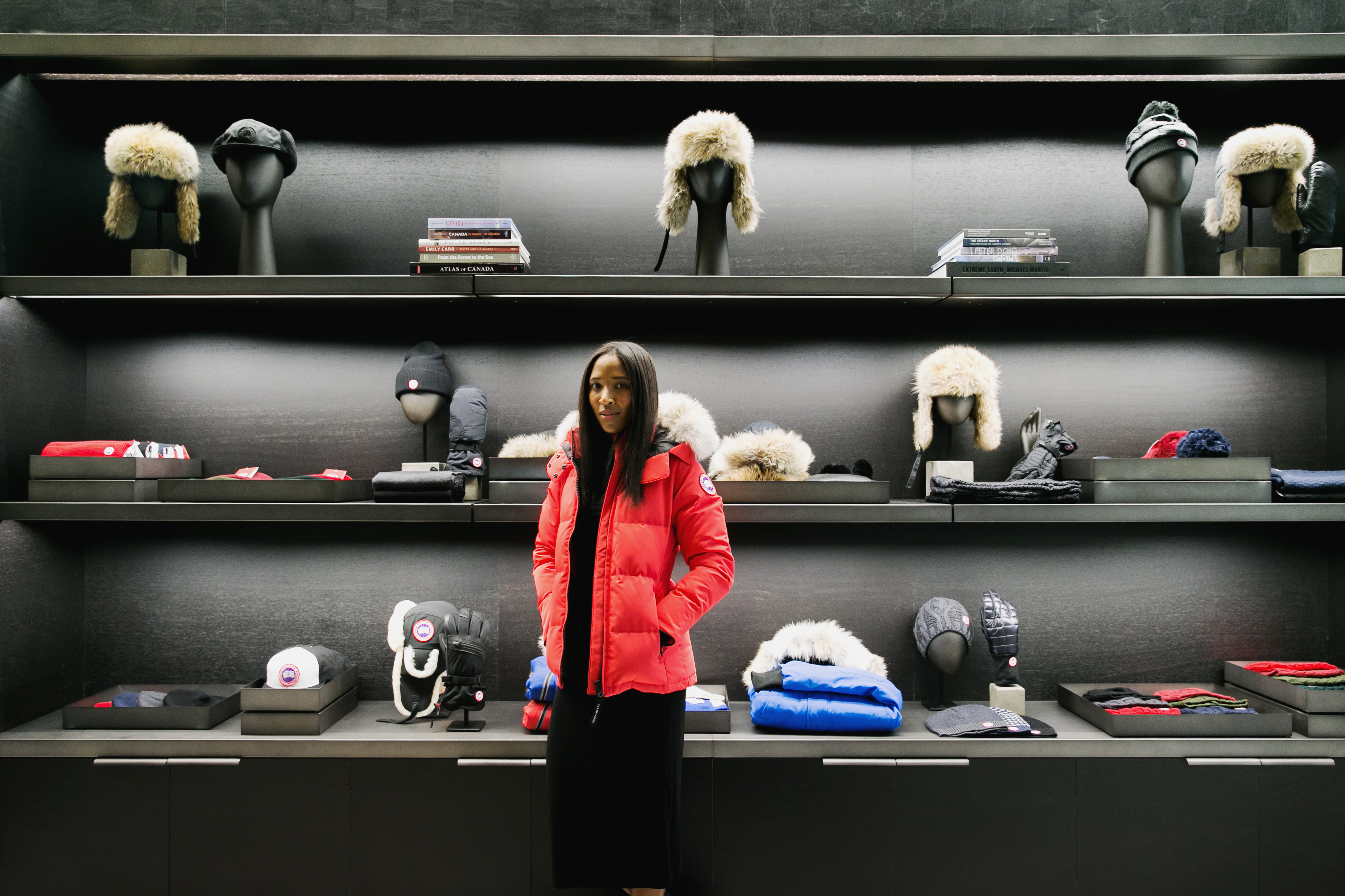 Canada Goose Opens First Flagship Store in Toronto