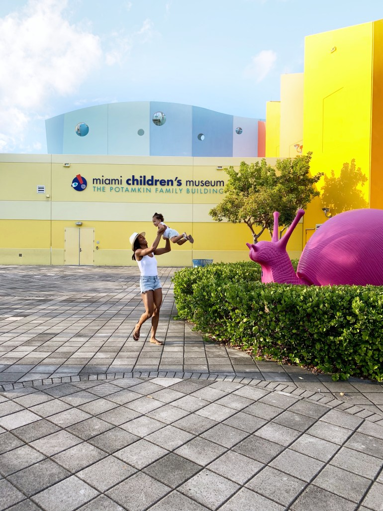 Miami Children's Museum - So Sasha