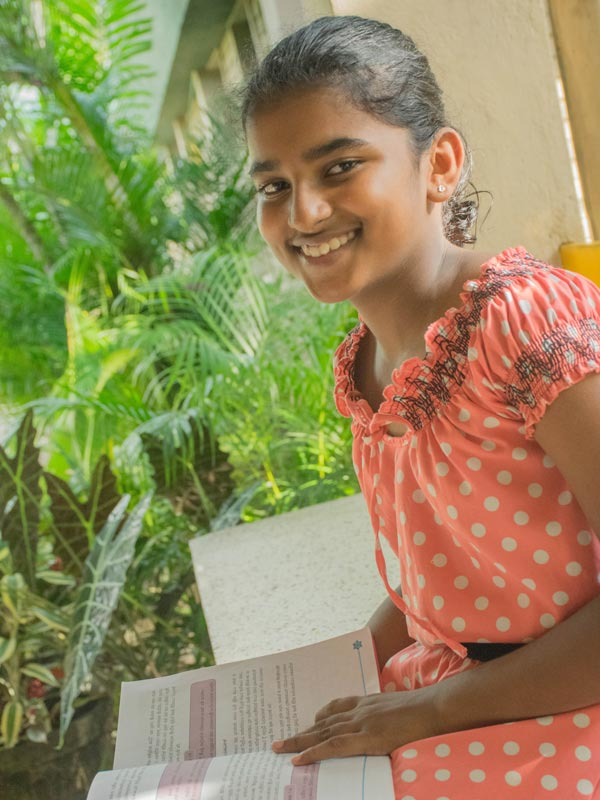 Jananis Story Giving a Home to Orphaned Children in Sri