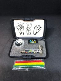 Gift Box 2  3 Metal Pipe, 5 Metal Screen, 4 Pipe Cleaner ...