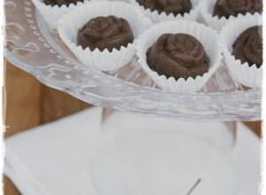 Pannacotta al Cioccolato fondente e Peperoncino