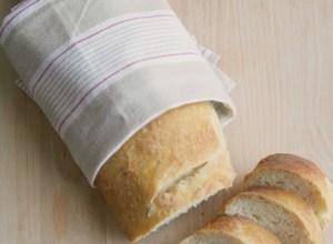 Pane di Kamut con lievito madre