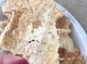 chips di grano cotto