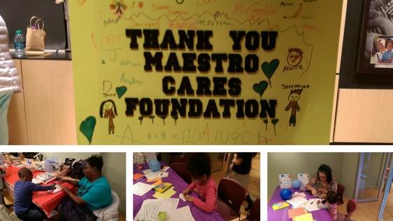 Maestro Cares Foundation Game Night