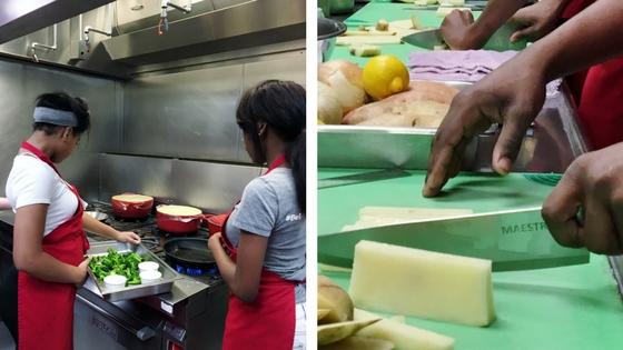 Culinary Development at Swissotel Chicago
