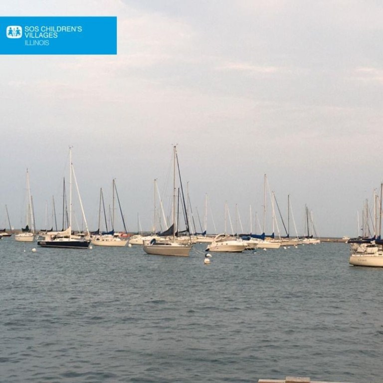 Chicago Regatta along Lake Michigan is presented by Chicago Yacht Club and sponsored by Wintrust
