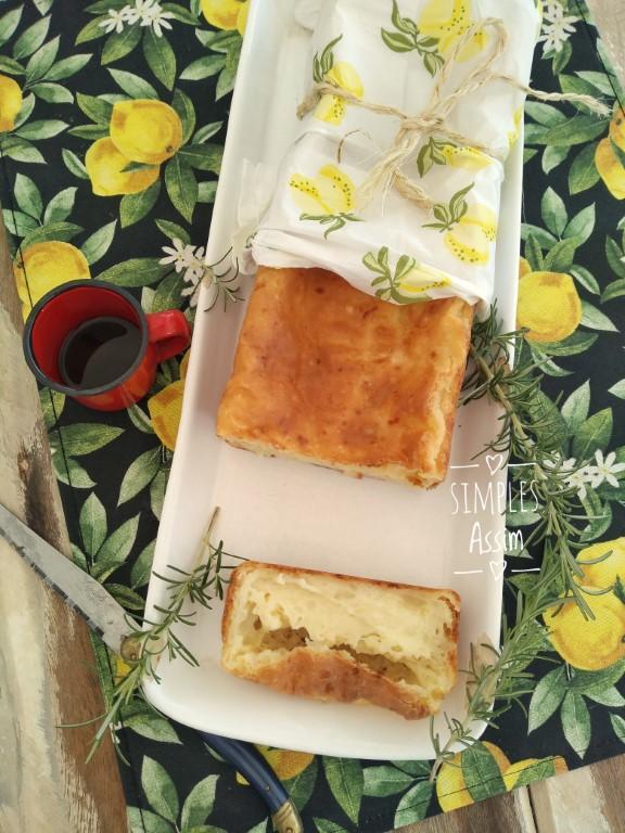 Pão de tapioca sem glúten e gostoso