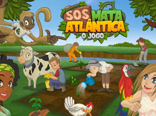 SOS Mata Atlantica - O Jogo