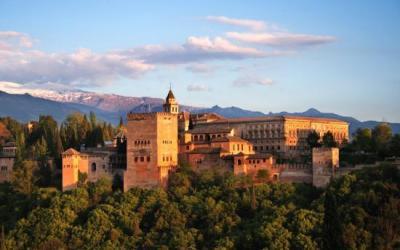 Alquiler maquinaria conservación Alhambra y Generalife