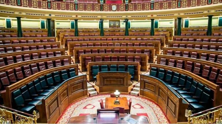 CONGRESO-DIPUTADOS-ESPAÑA-VACIADA-EVA-SOS-SOSTALAVERA-COMARCA-LEY-VOTACION-ESPANA-PUEBLOS
