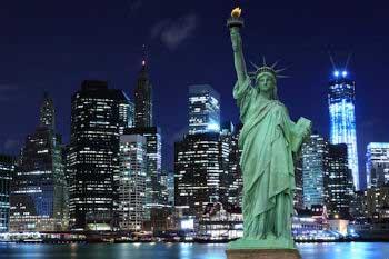 Nueva York y sus famosos rascacielos