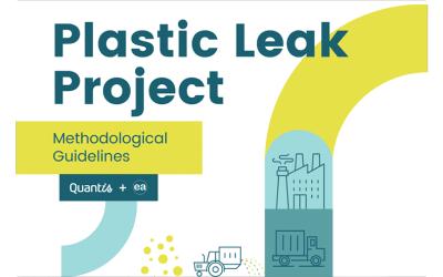 Plastic Leak Project: medición de fugas de plástico al medio