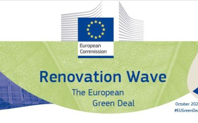 "Presentada la Estrategia Europea de rehabilitación ""Renovation Wave"""
